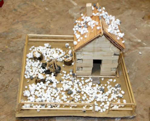 Zimní domky
