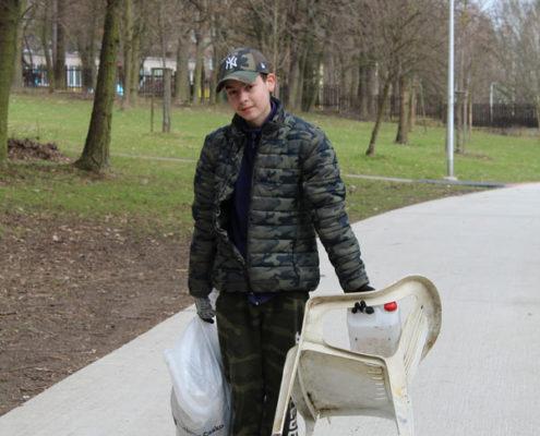 Ukliďme Česko 2018