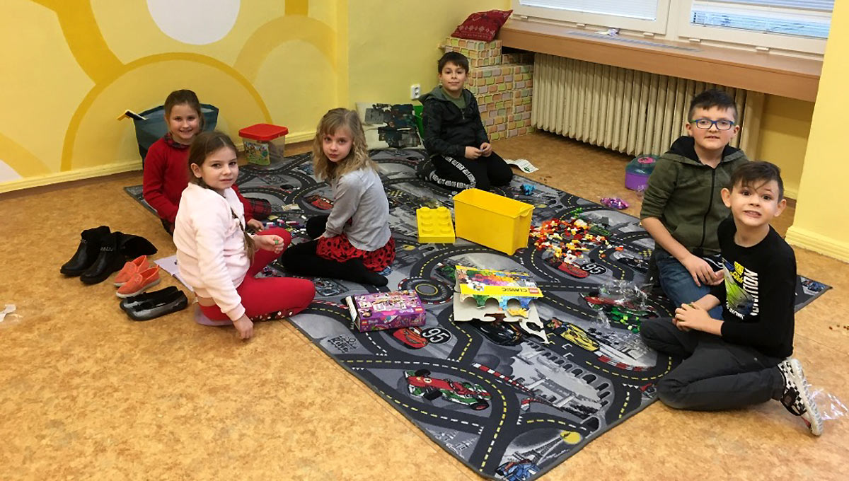 Rozvoj techniky LEGO