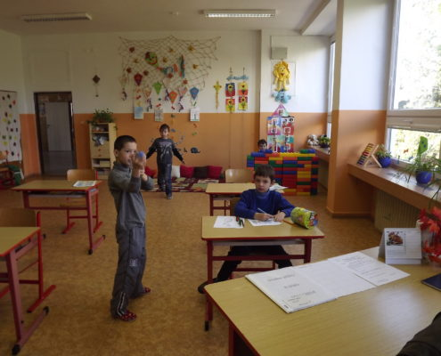 20. výročí založení školy