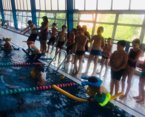 Plavecká sezóna 2018