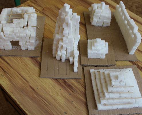 Cukrové stavby