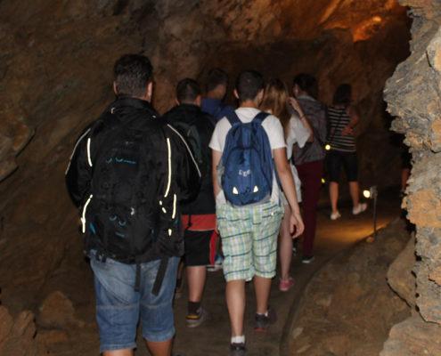 Propast a jeskyně Hranická Macocha