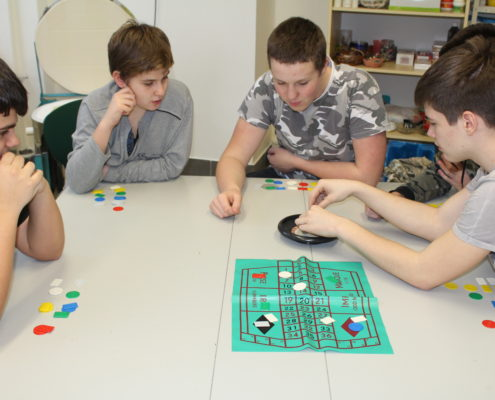 Klub logiky a deskových her