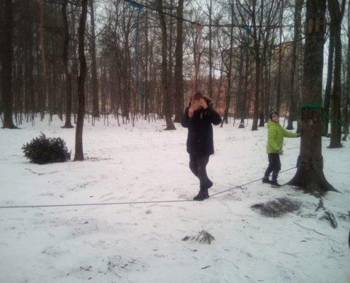 Zimní radovánky