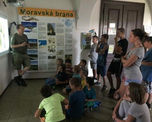 Návštěva záchranné stanice v Bartošovicích