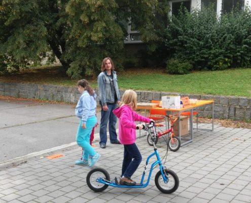 Na kole bezpečně