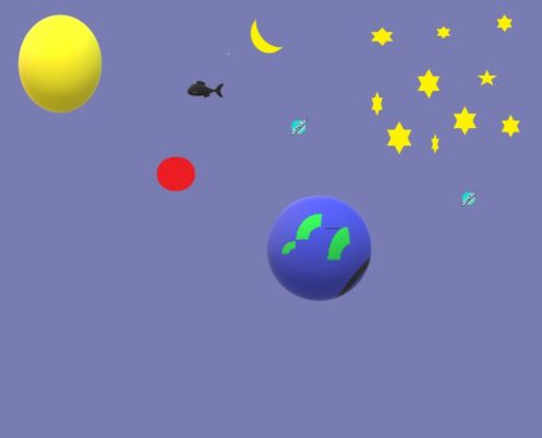 Letem vesmírem