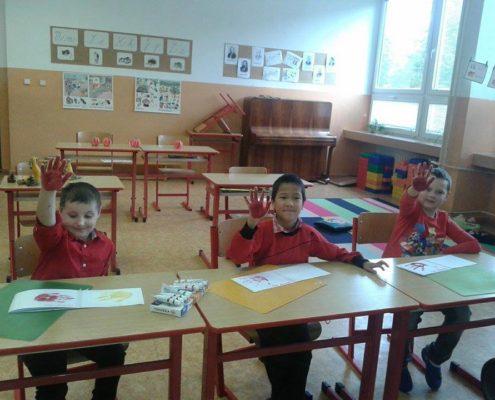 Týden v Barevné škole