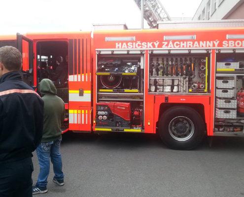 Den požární bezpečnosti