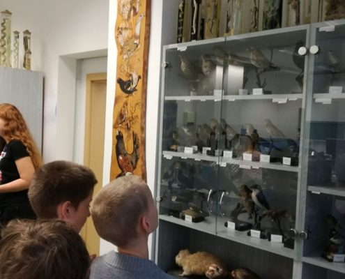 Návštěva Ostravské University