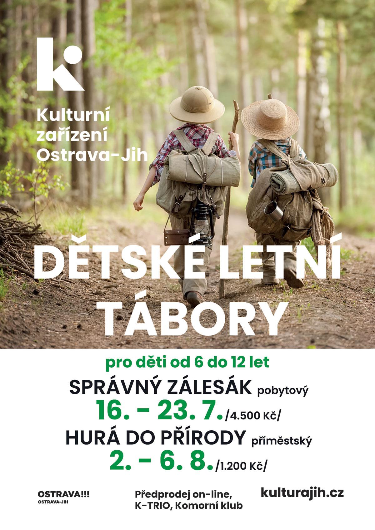 pořádá Kultura Jih Ostrava