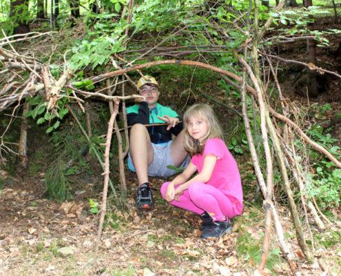 škola v přírodě - den 3