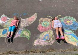 malování křídou